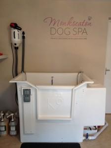 Hydrobath at Monkseaton Dog Spa